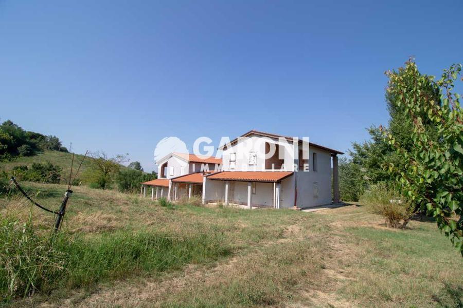 fotografie - Villa a schiera Brisighella (RA)