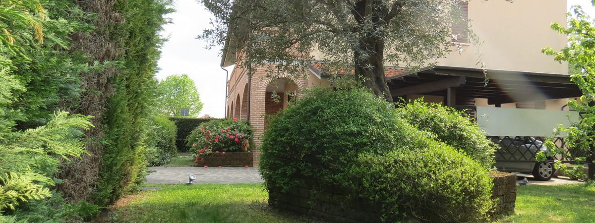 villetta in zona cappuccini - faenza