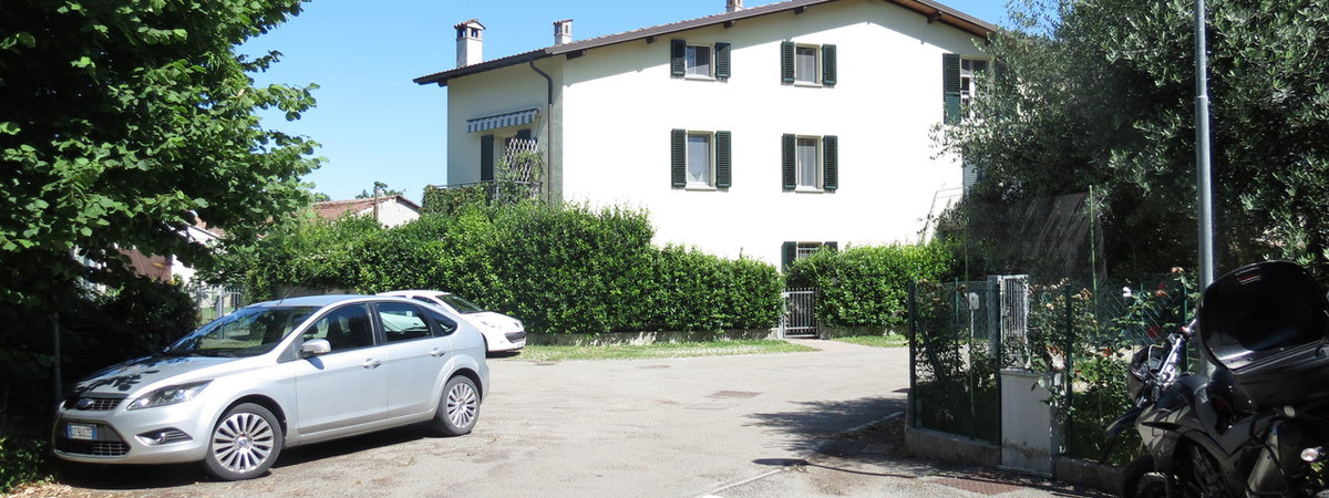 villetta in zona s.lucia - faenza