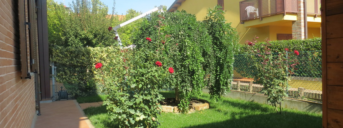 appartamento con giardino - faenza