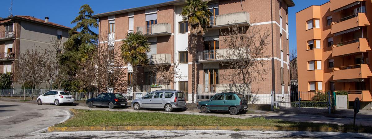 APPARTAMENTO CON GARAGE E CANTINA - FAENZA